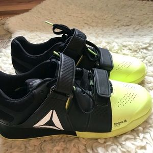 e90d98faf87 Reebok Shoes - Reebok Legacy Lifter - Electric Flash Black White